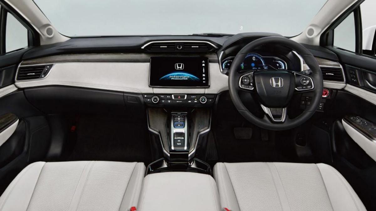 Honda FCV interior