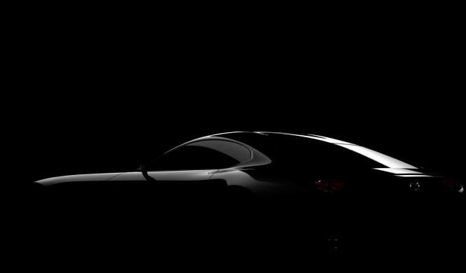 Primer 'teaser' del nuevo deportivo de Mazda