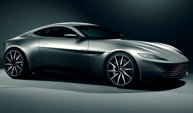 Así suena el Aston Martin DB10 de James Bond