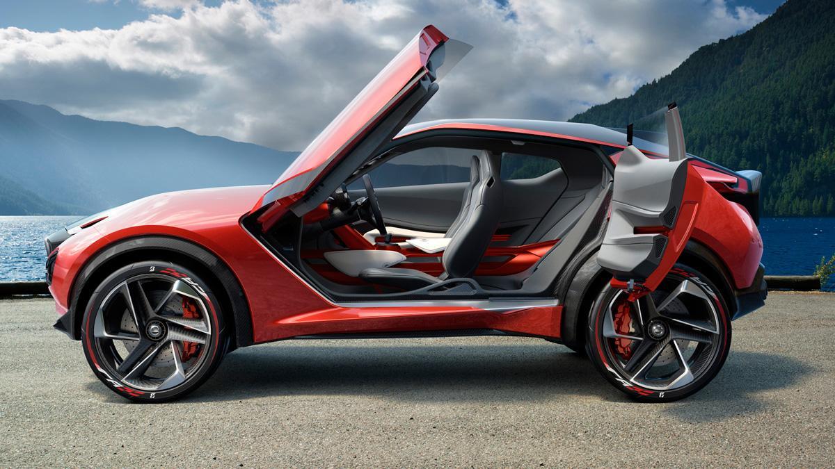 Nissan Gripz concept puertas