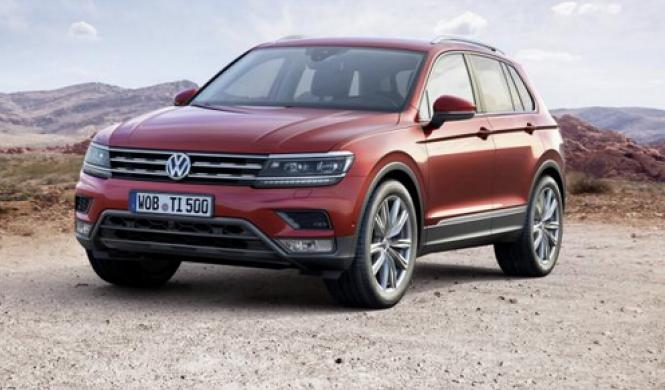 VW Tiguan GTE, con más autonomía si luce el sol