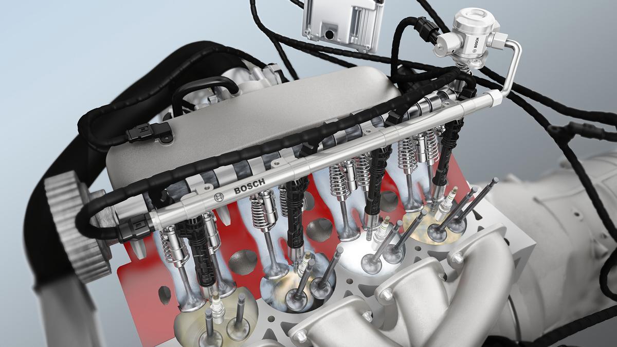 Bosch dice que hizo componentes para Volkswagen