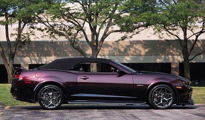 A la venta un Chevrolet Camaro único