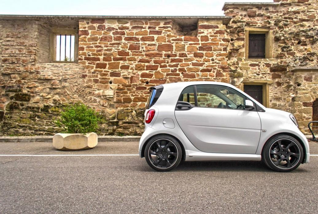 Smart Fortwo by Lorinser lateral