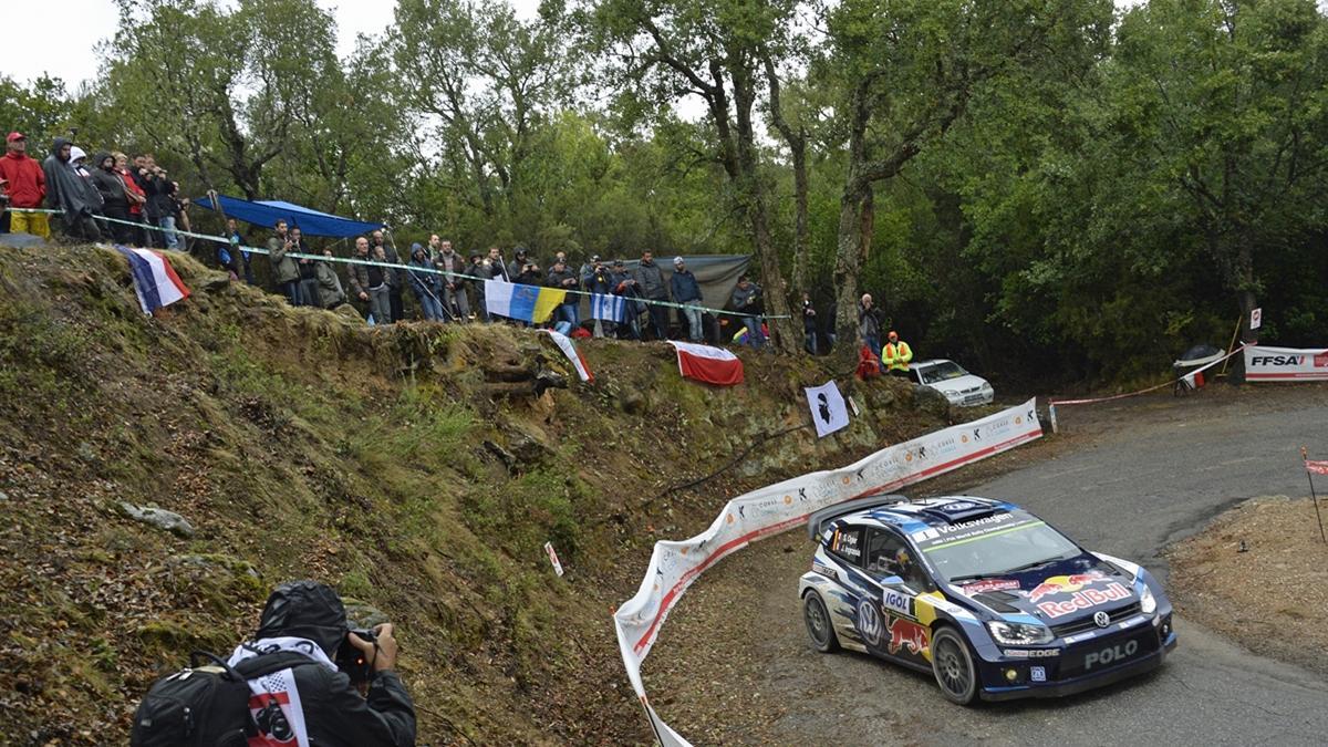 WRC 2015, Rally de Córcega: previo, tramos y horarios