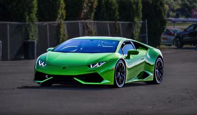 Vídeo: un Lamborghini Huracán de 2.000 CV en acción