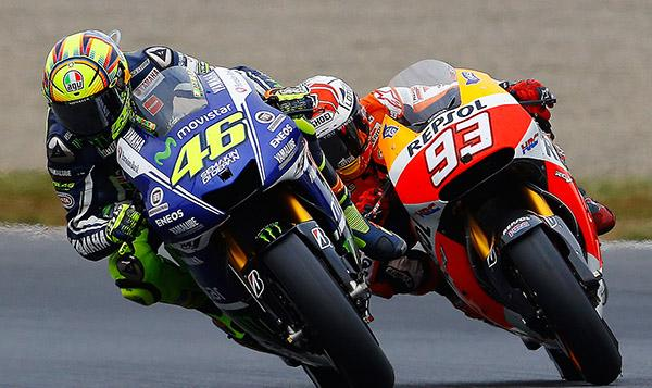 Los horarios de MotoGP, Motegi 2015