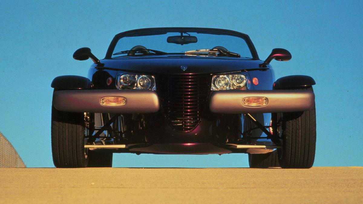 coches-parecen-rápidos-no-lo-son-plymouth-prowler