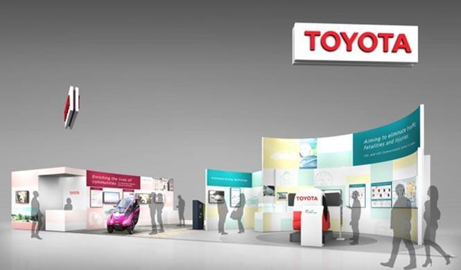 Toyota presenta sus iniciativas de movilidad en el ITS