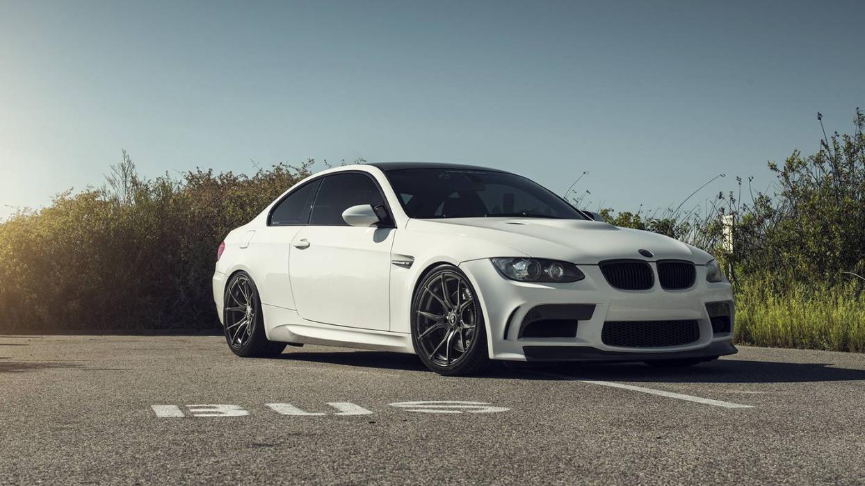 BMW M3 por Vorsteiner