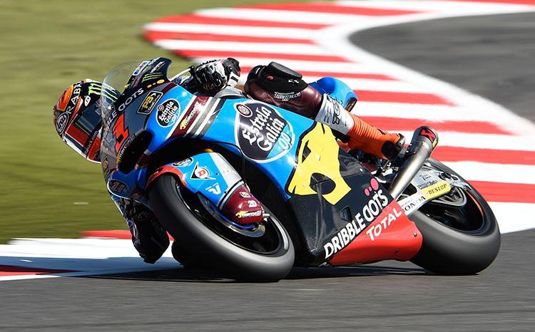 Tito Rabat correrá en Motegui 2015 a pesar de la lesión