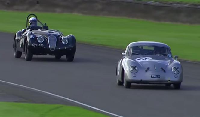 Chris Harris te dejará boquiabierto con este Porsche 356