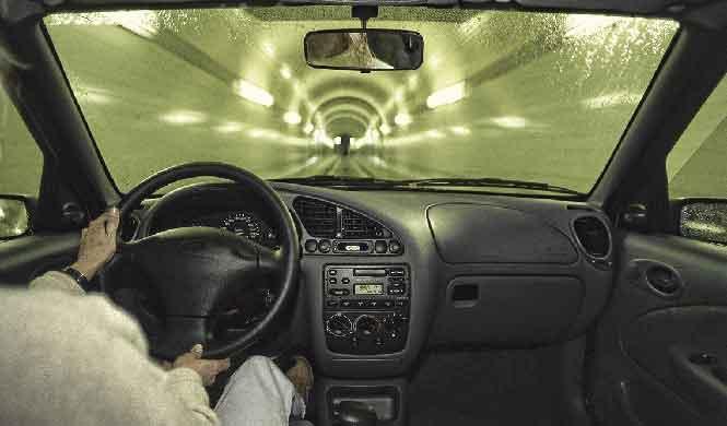 Como controlar el estrés al volante