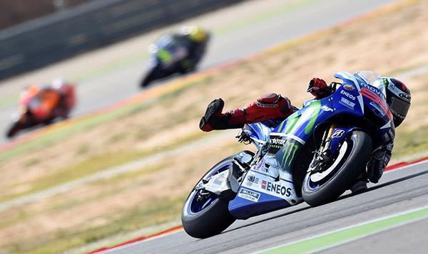 Libres MotoGP Motegi 2015: ¿Lorenzo lesionado?