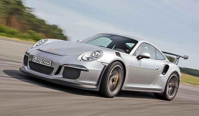 ¿Un Porsche GT3 RS con estilo retro?