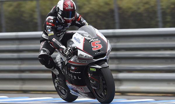 Carrera Moto2 Motegi 2015: la vida sigue igual para Zarco