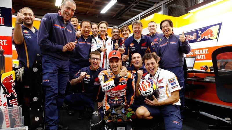 MotoGP: ¿Por qué gana carreras ahora Dani Pedrosa?
