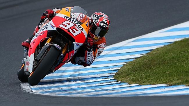 MotoGP: Cómo ver online Phillip Island 2015