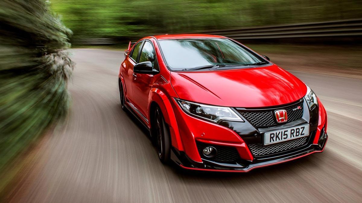 Honda Civic Type-R Sedán: ¡así podría ser!