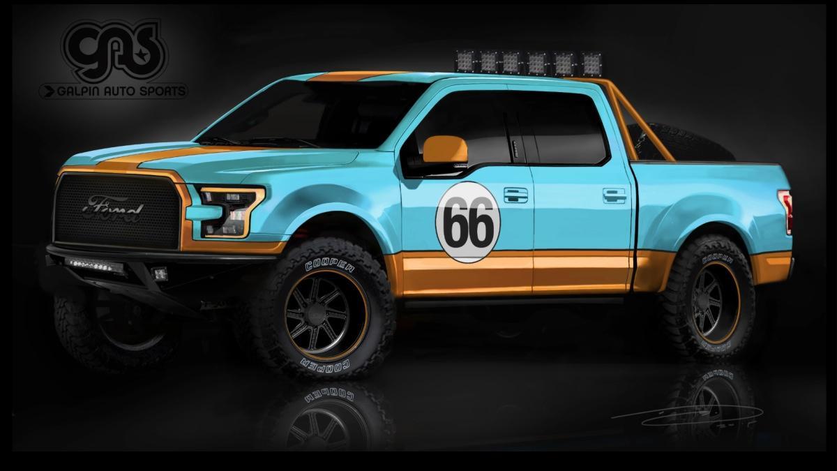 Galpin Auto Sports F-150