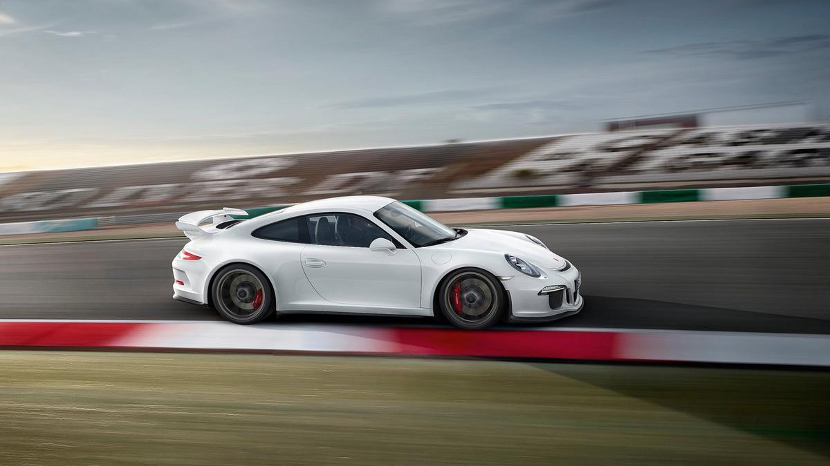Así luciría un Porsche 911 GT3 con kit RWB