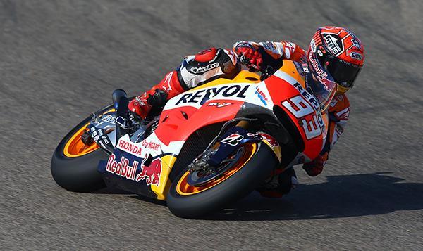 Libres MotoGP Phillip Island 2015: Márquez, el más rápido
