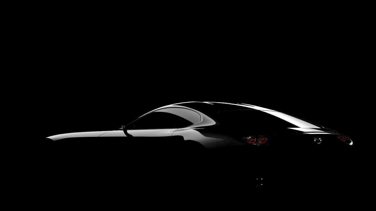 Mazda RX-9: con motor rotativo en el Salón de Tokyo