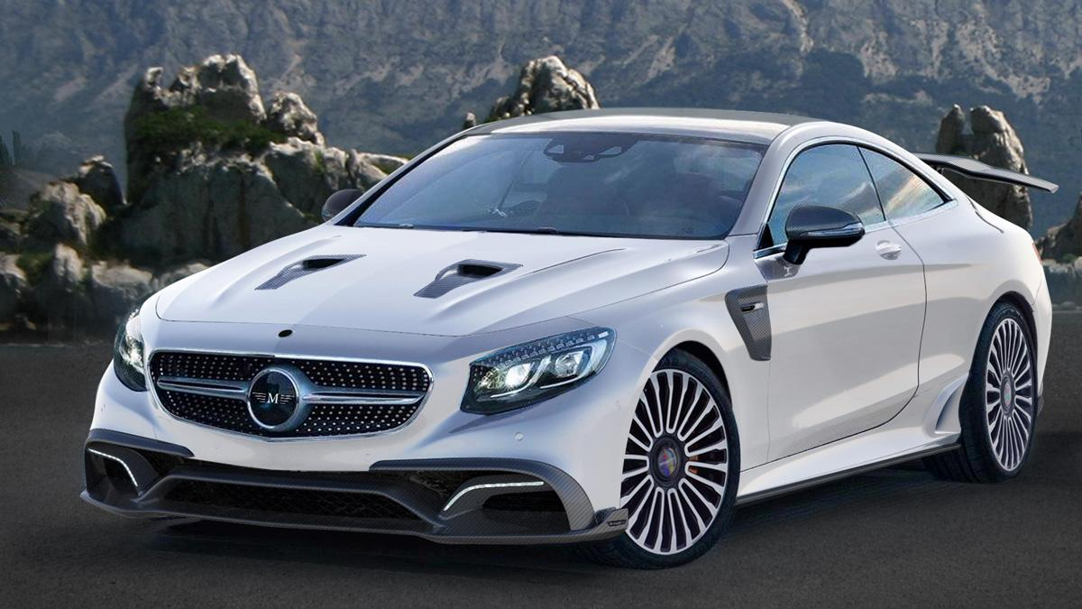 Mansory clase s coupe