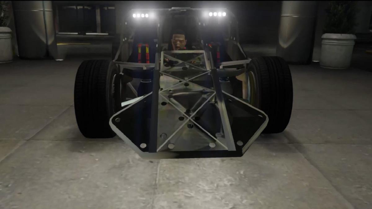 ¡Qué genios! Simulan Fast and Furious 6 en el GTA V