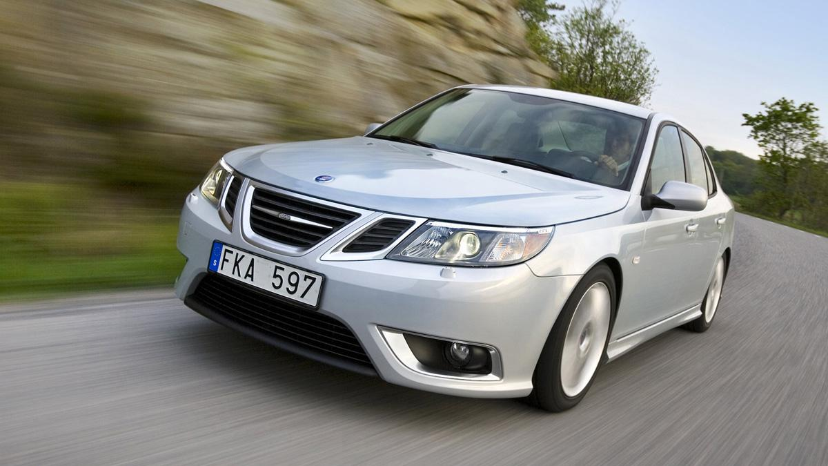 Turquía adquiere los derechos del Saab 9-3