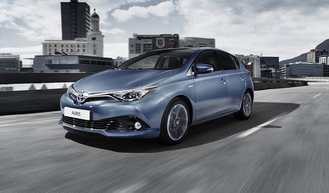 Toyota conectados a Internet para vigilar sus averías