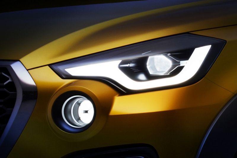 Primer teaser del Datsun concept car: en el Salón de Tokio