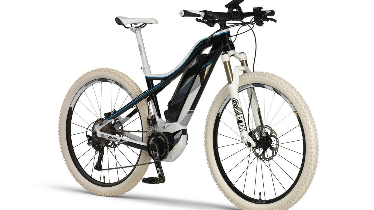 Yamaha YPJ-MTB: una bici eléctrica de altas prestaciones