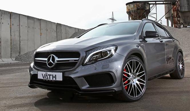 VATH prepara el Mercedes-AMG GLA 45: 446 CV y 539 Nm