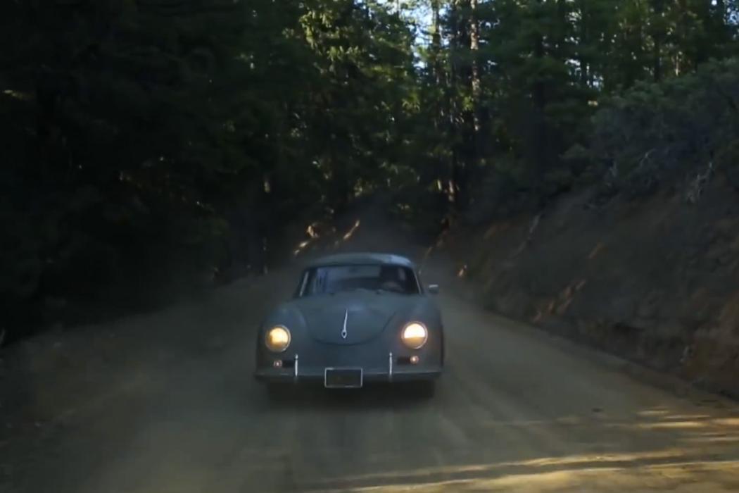 ¿Un Porsche 356 para ir por el monte? Alucinante