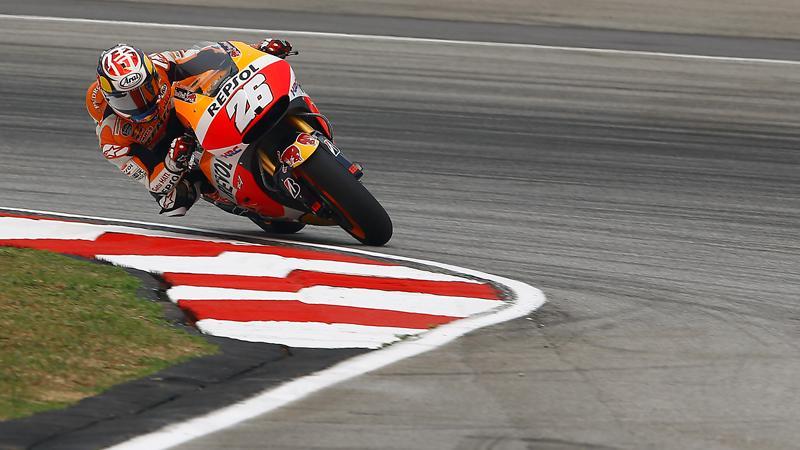 Clasificación MotoGP Malasia 2015: Pedrosa saca el mazo