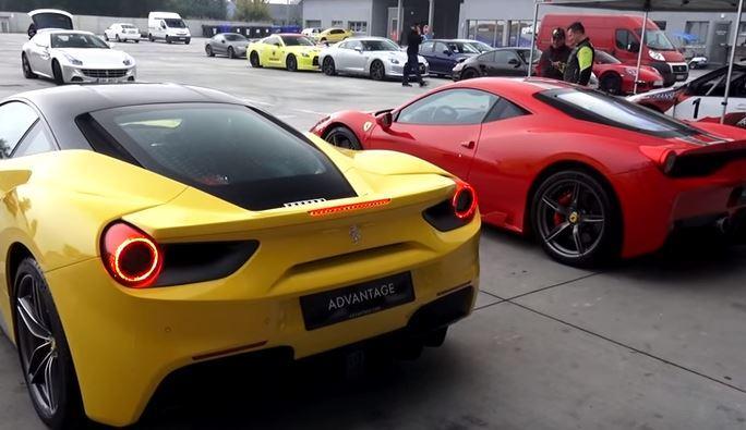 Duelo de revoluciones: Ferrari 488 GTB vs 458 Speciale