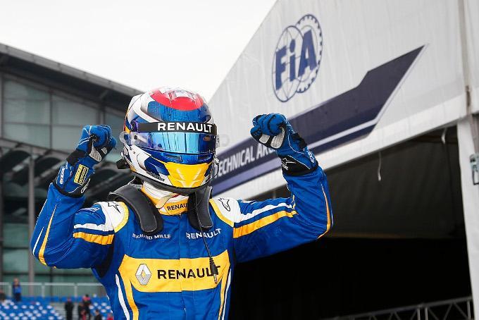 Fórmula E 2015, Pekín: Buemi gana el ePrix inaugural