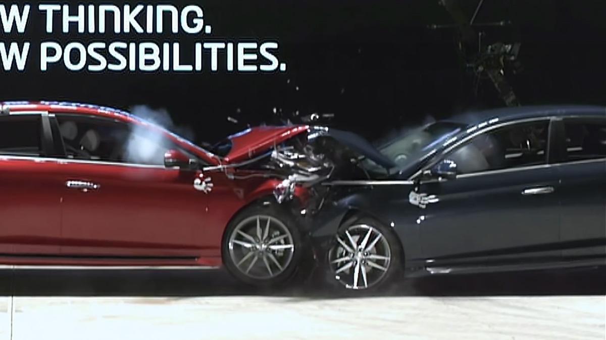 Hyundai Sonata 'made in USA' contra Sonata 'made in Corea'