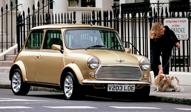 A la venta un Mini 4x4 construido sobre un Range Rover