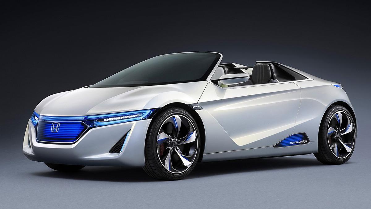 Honda planea un deportivo eléctrico por debajo del NSX