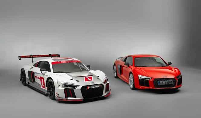 Audi R8 LMS GT3: a punto de entregarse