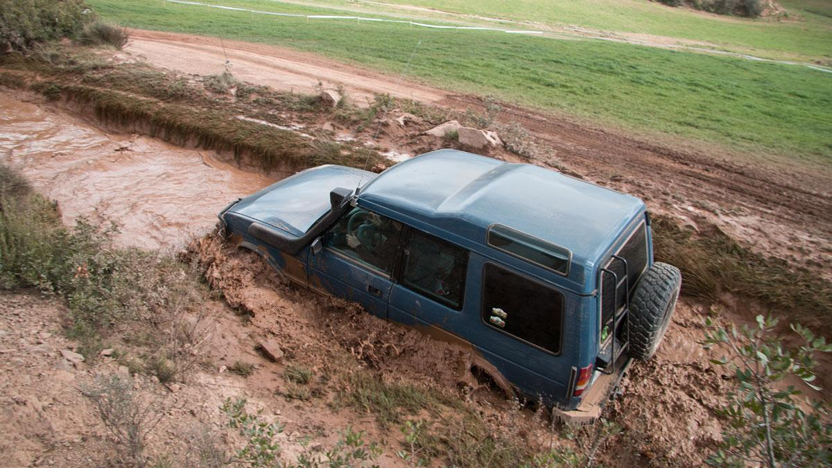 Locura del día: 43.500 euros por sacar a un coche del barro