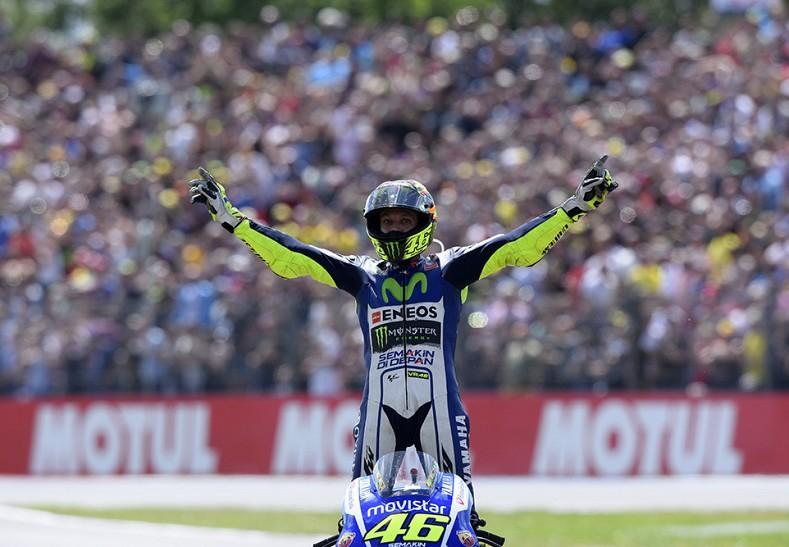 Más de 500.000 personas piden quitar la sanción a Rossi