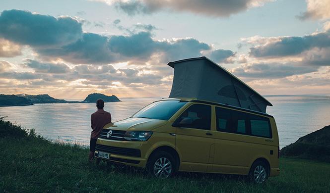 Volkswagen desvela el origen del surf