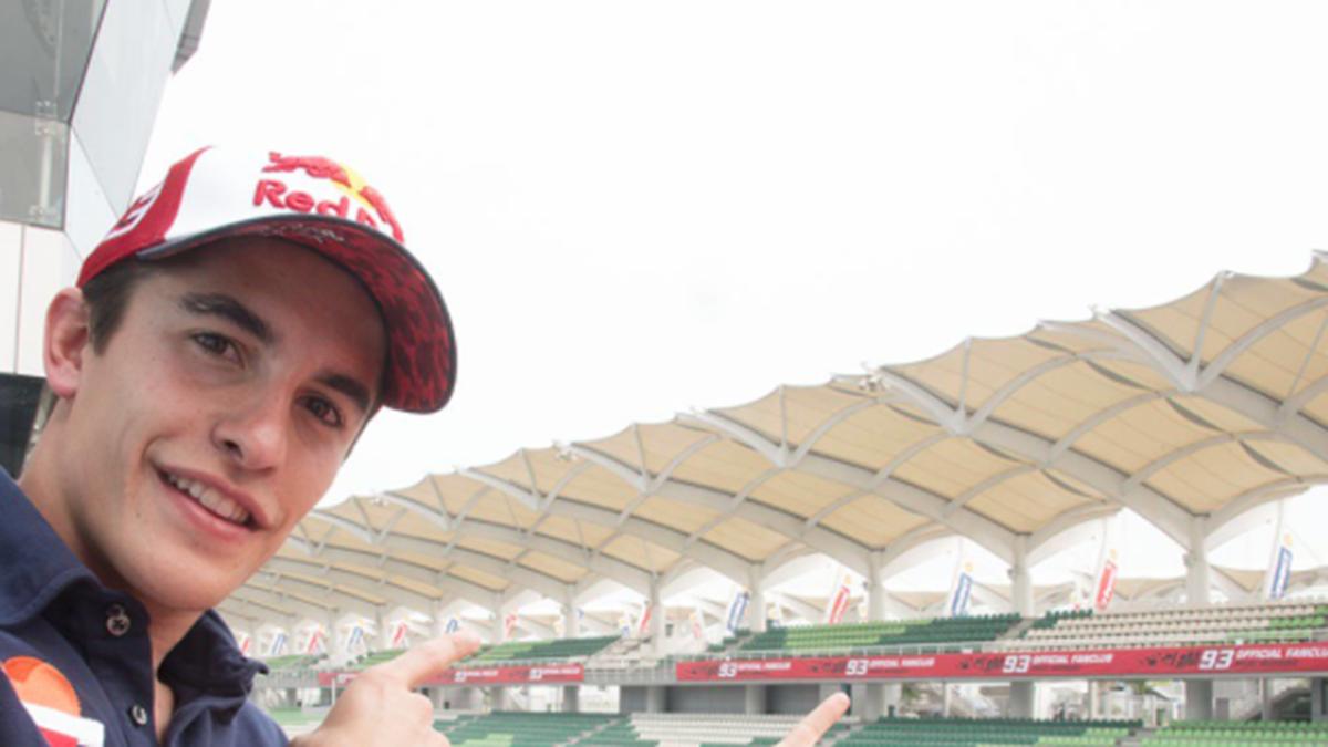 Acoso y agresiones en casa de Márquez antes del GP Valencia