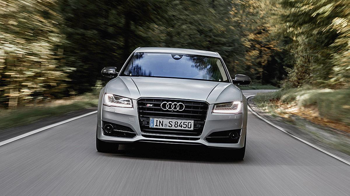 Prueba: Audi S8 Plus