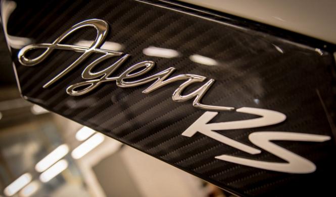 Prepárate para ver cómo se hace un Koenigsegg Agera RS