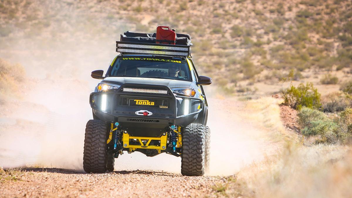 Toyota Tonka 4Runner morro