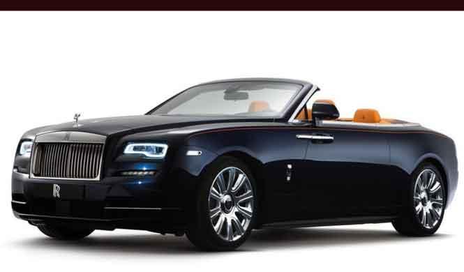 El primer Rolls-Royce Dawn, a la venta